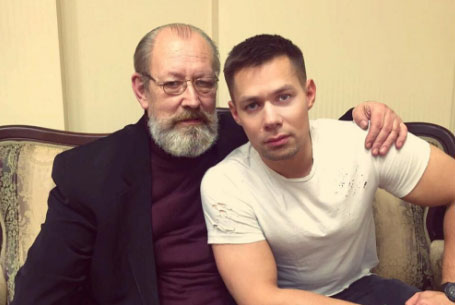 Отец Стаса Пьехи приехал на концерт своего сына в Нижнем Новгороде