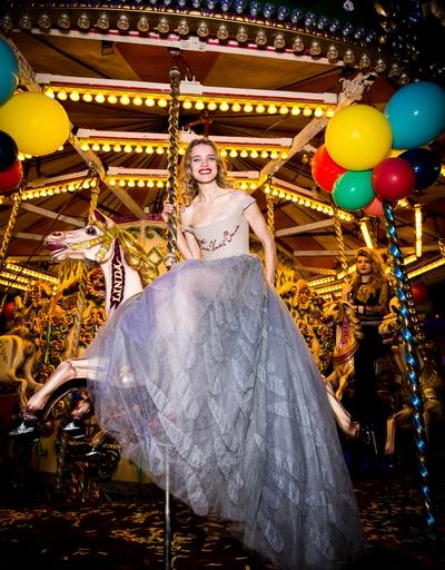 Наталья Водянова устроила благотворительную ярмарку в Лондоне - Фото №1