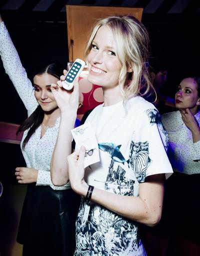 Наталья Водянова устроила благотворительную ярмарку в Лондоне - Фото №6