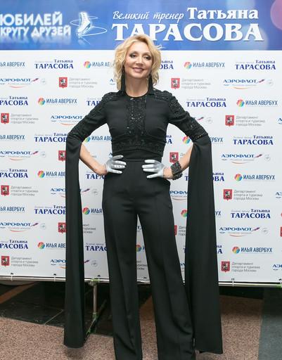 Татьяна Тарасова с размахом отметила свое 70-летие - Фото №6