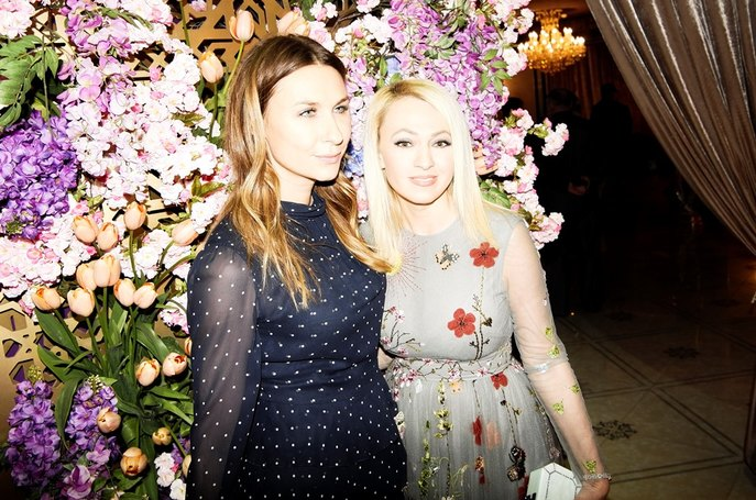 Тимати и Рудковаская станцевали лезгинку на модном показе Firdaws в Грозном - Фото №3