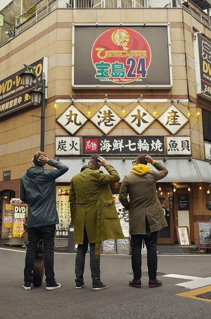 Антон Беляев осуществил свою мечту на крыше небоскреба в Токио - Фото №5