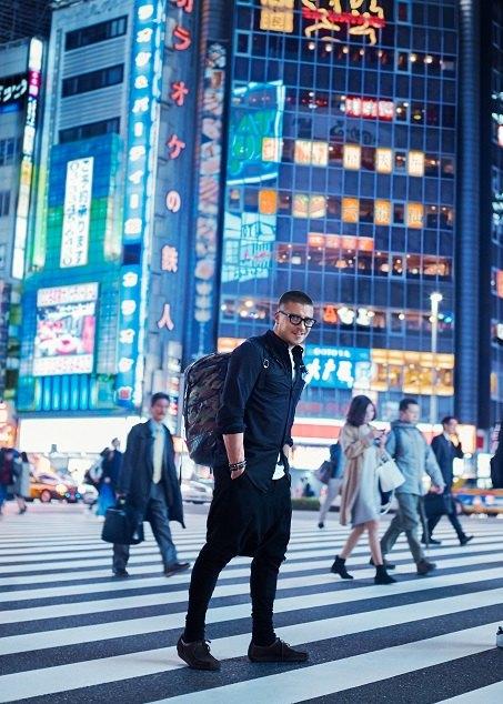 Антон Беляев осуществил свою мечту на крыше небоскреба в Токио - Фото №12