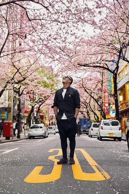 Антон Беляев осуществил свою мечту на крыше небоскреба в Токио - Фото №8
