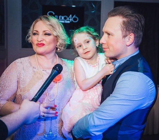 Светлана Пермякова устроила пышную вечеринку в честь своего 45-летия - Фото №1