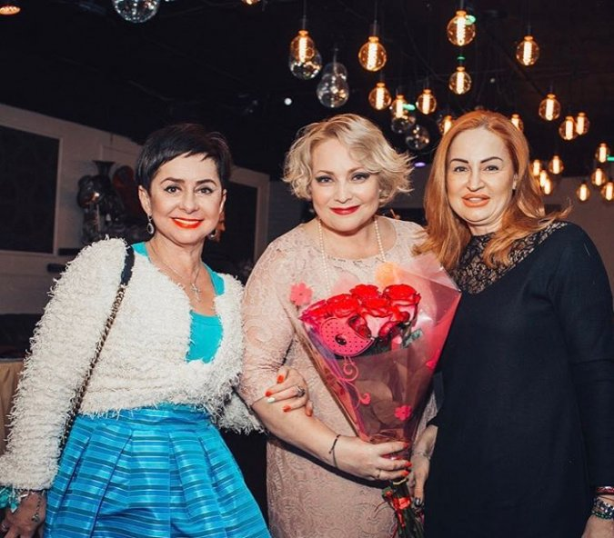 Светлана Пермякова устроила пышную вечеринку в честь своего 45-летия - Фото №4