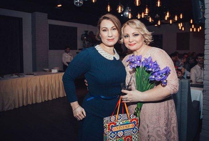 Светлана Пермякова устроила пышную вечеринку в честь своего 45-летия - Фото №7