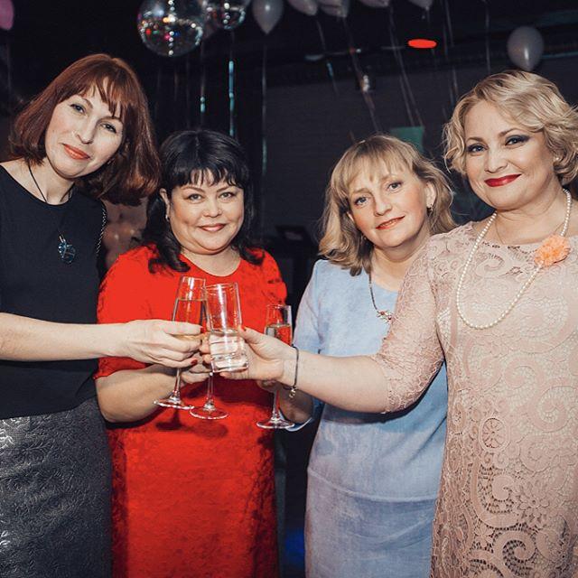 Светлана Пермякова устроила пышную вечеринку в честь своего 45-летия - Фото №2