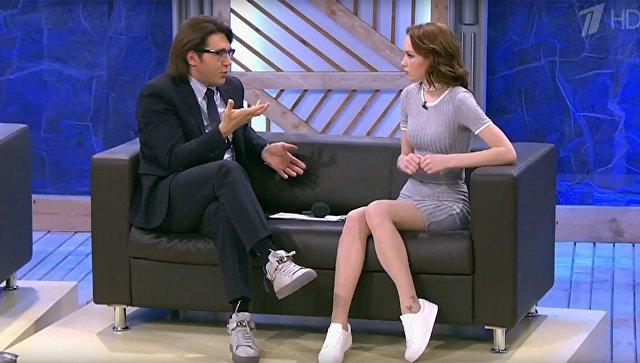 Роскомнадзор наказал Первый канал за «Пусть говорят» с Дианой Шурыгиной