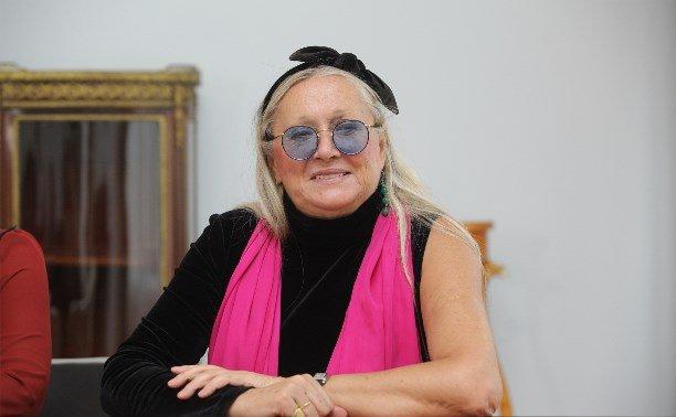 Татьяна Михалкова оценила работы молодых дизайнеров