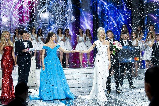 Полина Попова стала победительницей конкурса «Мисс Россия - 2017» - Фото №10