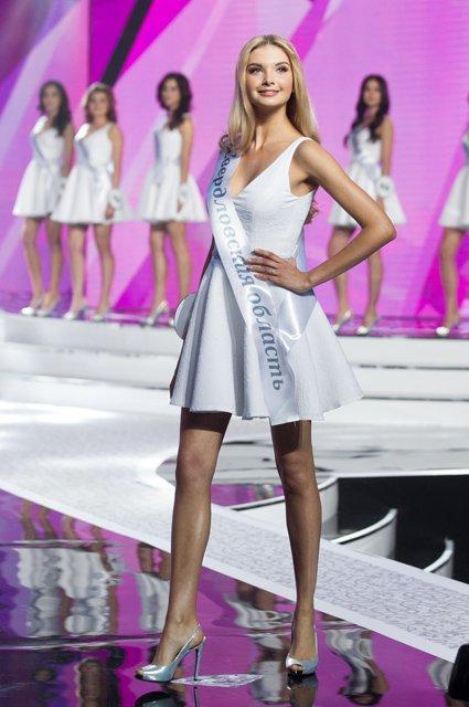 Полина Попова стала победительницей конкурса «Мисс Россия - 2017» - Фото №7