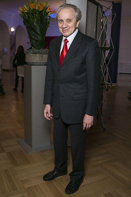 Козловский, Миронов, Табаков, Боярская на церемонии вручения премии «Золотая маска» - Фото №3