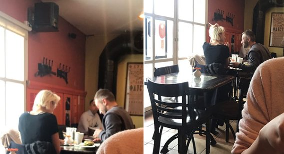Дмитрия Шепелева застукали с новой девушкой