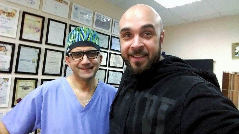 Глеб Жемчугов снова отправится на операцию