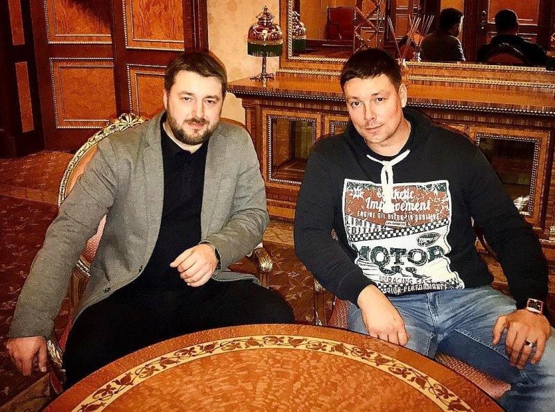 Андрей Чуев похвастался знакомством с удивительным человеком