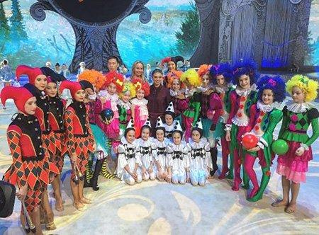 Алина Кабаева на репетиции открытия фестиваля художественной гимнастики - Фото №1