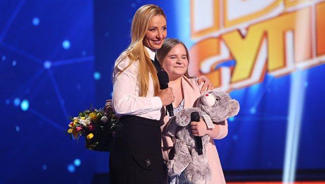 Татьяна Навка оценила талант участницы шоу «Ты супер!»