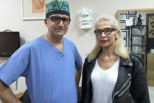 Рустам Калганов оплатит операции своей матери