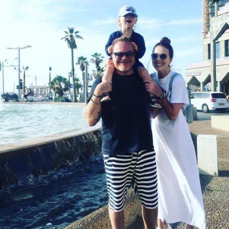 Владимир Пресняков и Наталья Подольская вместе с сыном отдыхают в Израиле - Фото №2
