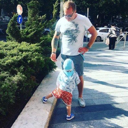 Владимир Пресняков и Наталья Подольская вместе с сыном отдыхают в Израиле - Фото №4