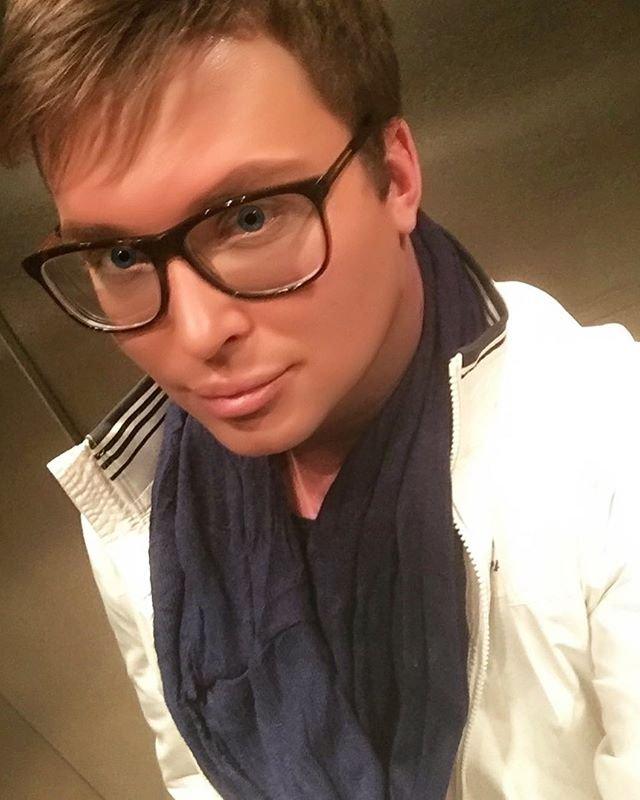 Егор Холявин шокировал перманентным макияжем