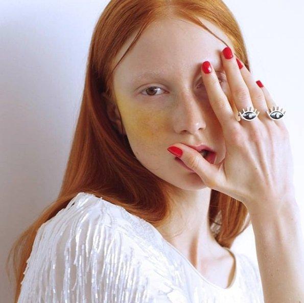 Новый тренд в макияже – солнечные румяна