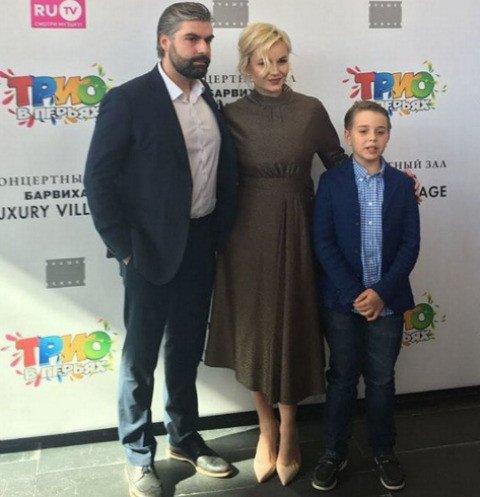 Полина Гагарина посетила светское мероприятие
