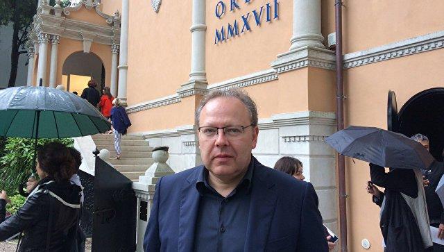 Российский павильон стал одним из фаворитов гостей Венецианской биеннале