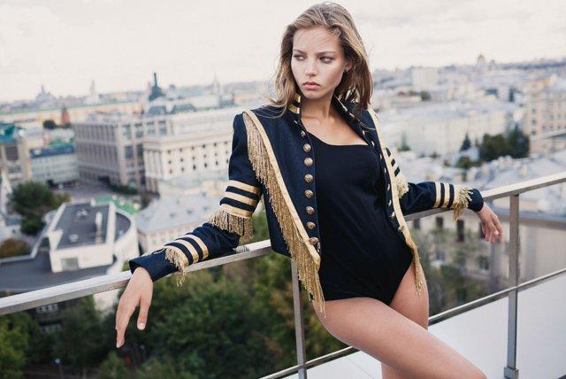 Алеся Кафельникова назвала себя моделью plus-size
