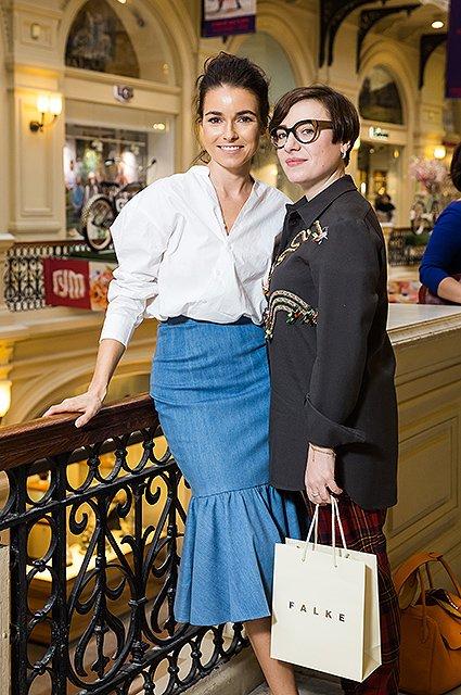 Звёздные модницы на открытии бутика FALKE - Фото №4