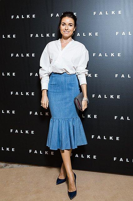 Звёздные модницы на открытии бутика FALKE - Фото №6