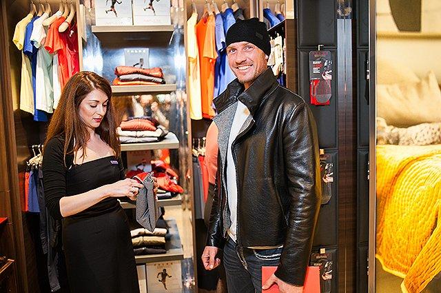 Звёздные модницы на открытии бутика FALKE - Фото №8