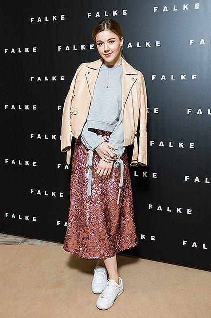 Звёздные модницы на открытии бутика FALKE - Фото №11