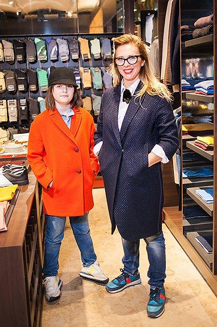 Звёздные модницы на открытии бутика FALKE - Фото №7