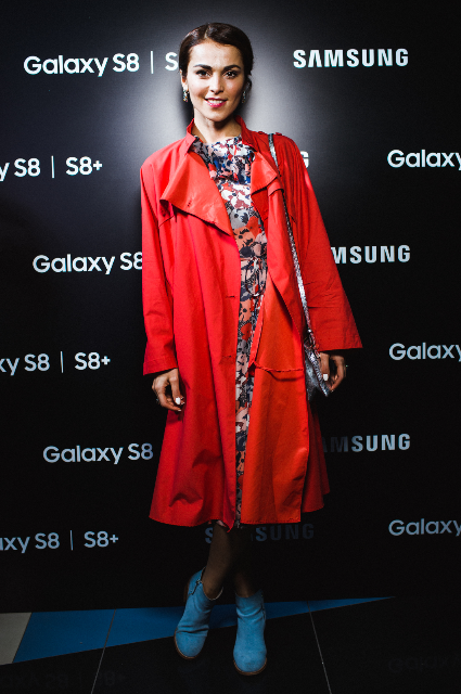 Валерия, Илья Авербух, Полина Гагарина и другие на открытии Galaxy Studio - Фото №3