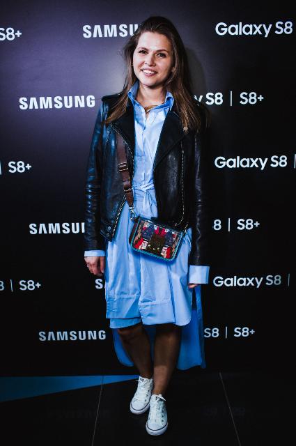 Валерия, Илья Авербух, Полина Гагарина и другие на открытии Galaxy Studio - Фото №6