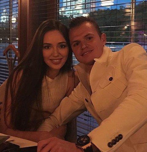 Анастасия Костенко похвасталась шикарным подарком