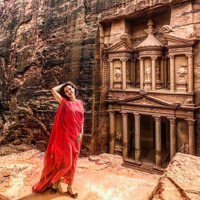 Екатерину Климову назвали арабской принцессой