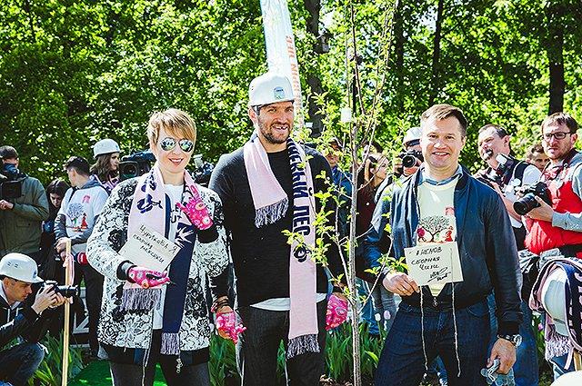 Овечкин, Чурикова, Пересильд и другие на вручении премии «Творческое открытие» - Фото №6