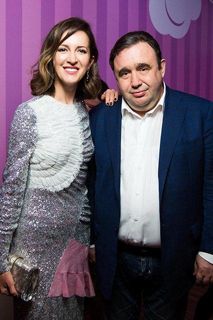 Шнурова и Киценко продавали мороженое на благотворительном вечере - Фото №8