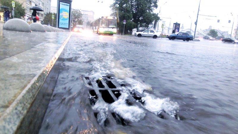 В Москве завтра выпадет 20% нормы месячных осадков
