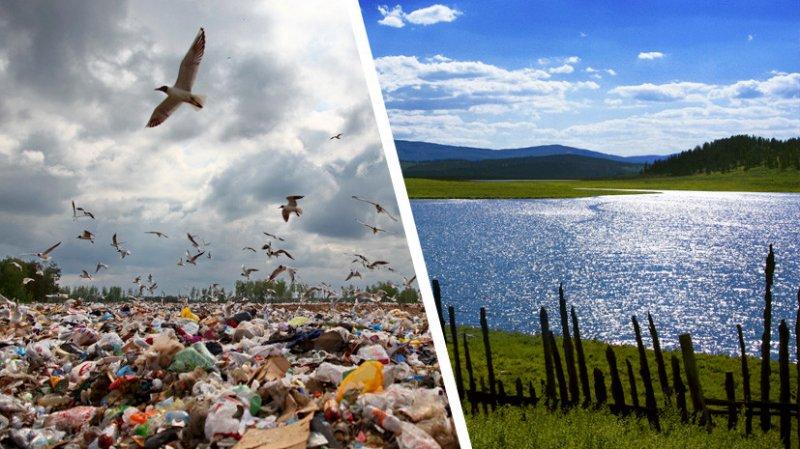 Названы самые чистые и грязные российские регионы
