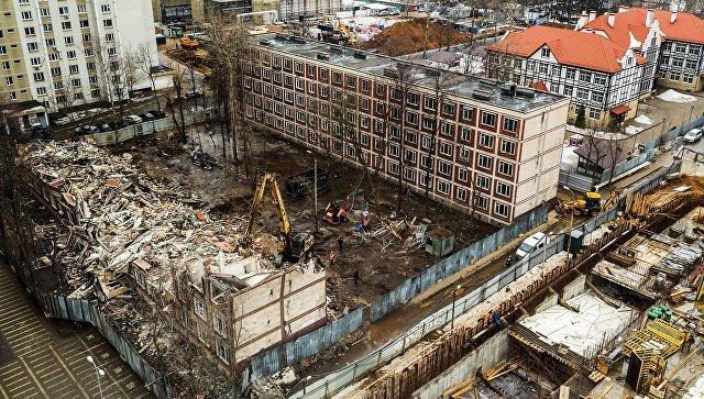 В Госдуме призвали запустить программу реновации в регионах