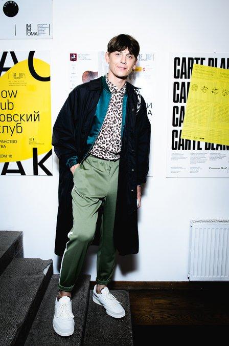 Сергей Шнуров объяснил звёздам, что такое «брендреализм» - Фото №14