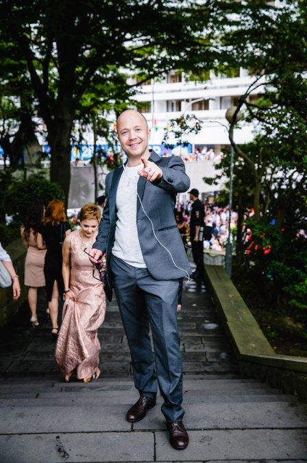 Знаменитости на церемонии открытия двадцать восьмого «Кинотавра» - Фото №8