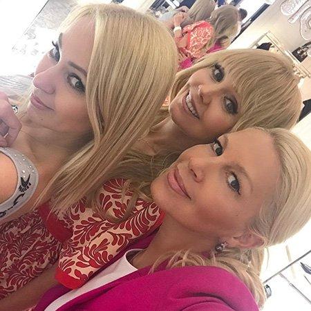 Яна Рудковская пригласила звёздных подруг на девичник перед венчанием - Фото №4