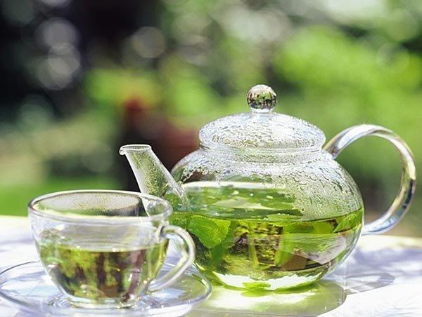 Зеленый чай, как средство против артрита