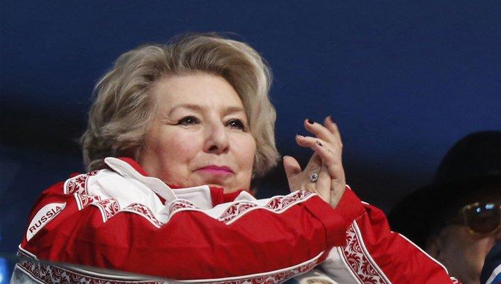 Татьяна Тарасова не увидела будущего для Липницкой и Сотниковой в большом спорте