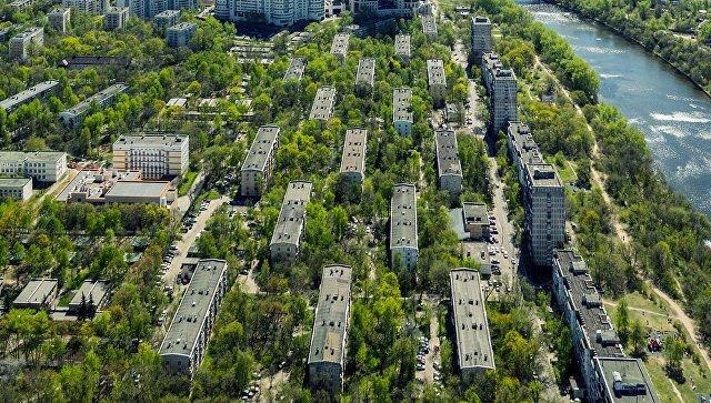 В Москве проведут конкурс для разработки проектов реновации